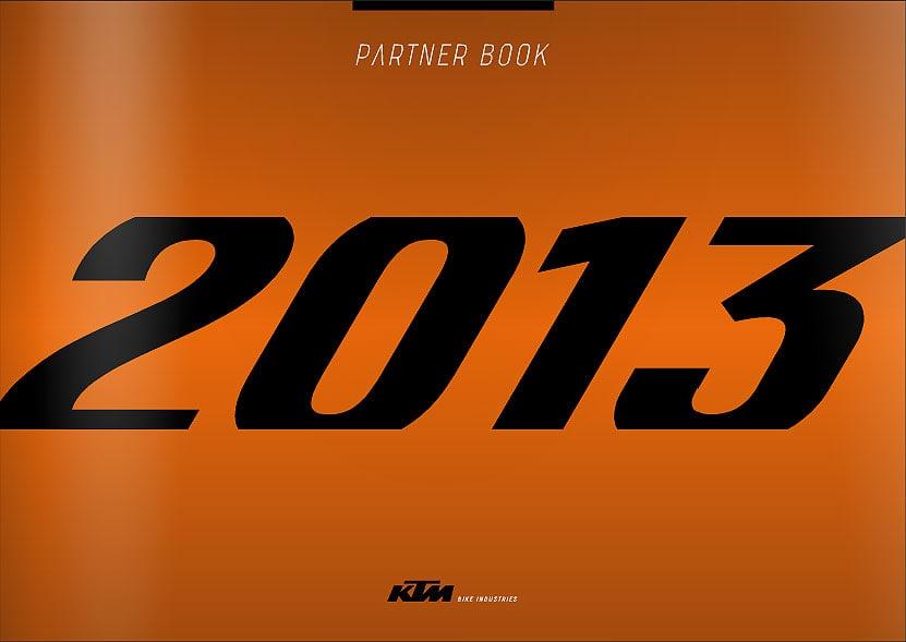 Rowery KTM 2013