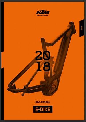 Rowery KTM E-Bike 2018