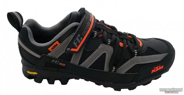 Buty KTM Factory Character Vibram