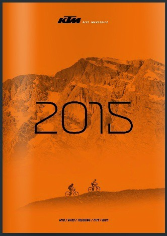 KTM Bikes 2015